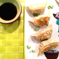 Gaga for Gyoza -- Japanese Pork Dumplings